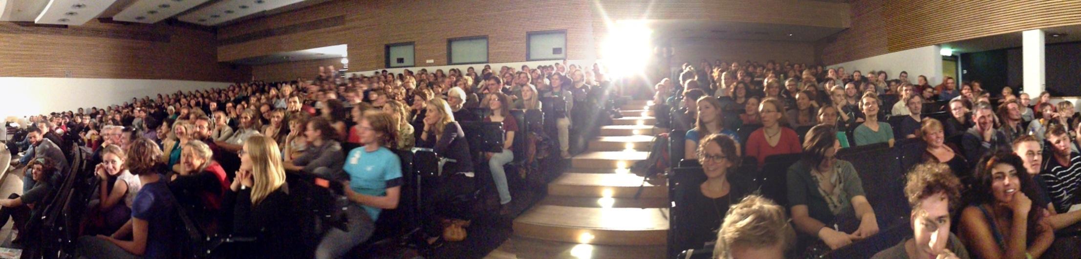 degrowth forumtheater: ZEITWOHLSTAND Premiere!